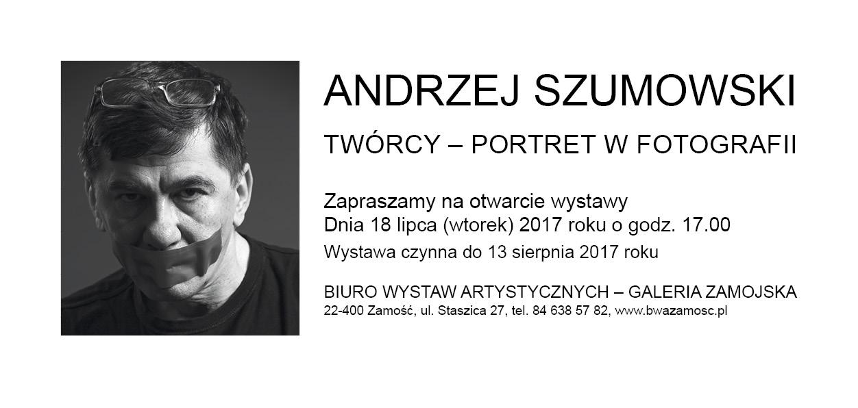 """Andrzej Szumowski, """"Twórcy"""" (źródło: materiały prasowe organizatora)"""