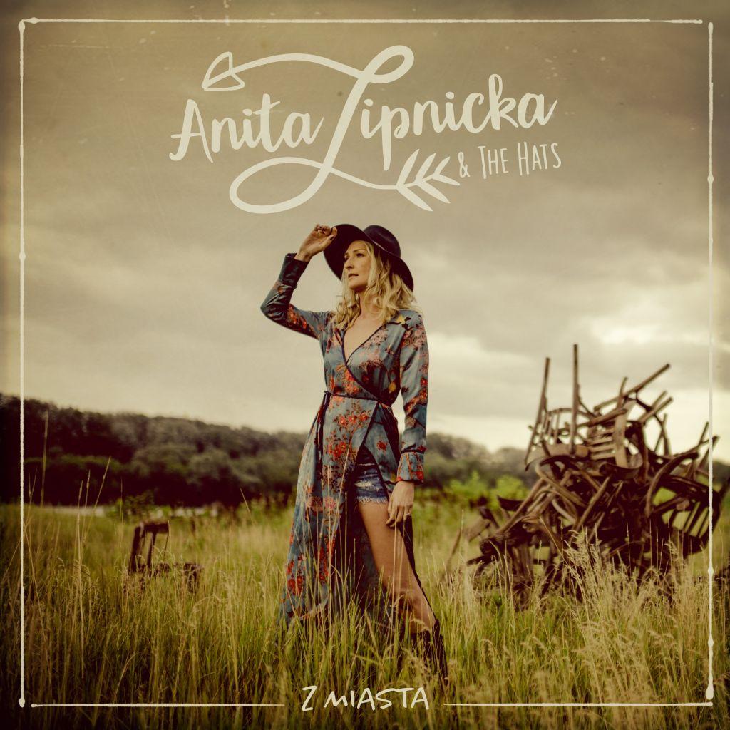 """Anita Lipnicka & The Hats, """"Z miasta"""" (źródło: materiały prasowe wydawcy)"""