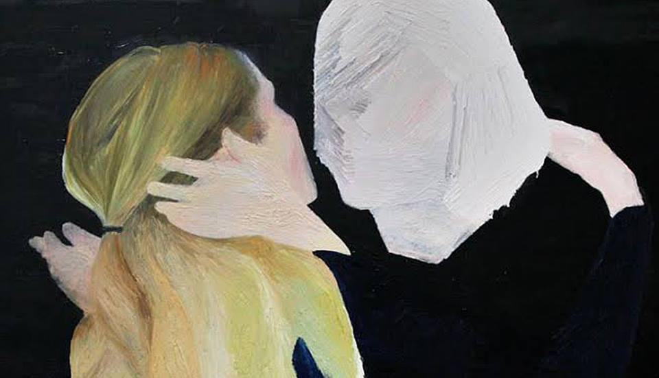 """Dominika Kowynia, """"Całują się"""" (źródło: materiały prasowe organizatora)"""