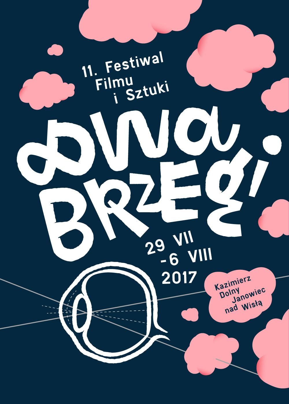 11. Festiwal Filmu i Sztuki Dwa Brzegi w Kazimierzu Dolnym i Janowcu nad Wisłą (źródło: materiały prasowe organizatora)