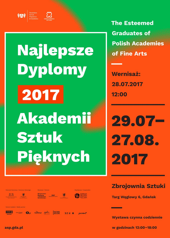 IX Ogólnopolska Wystawa Najlepsze Dyplomy Akademii Sztuk Pięknych (źródło: materiały prasowe organizatora)