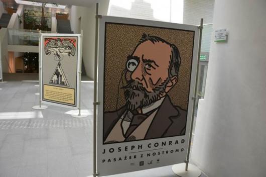 """Joseph Conrad. Pasażer z Nostromo"" (źródło: materiały prasowe)"