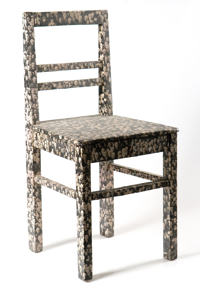 """Józef Robakowski, """"Krzesło"""", 1970 (źródło: materiały prasowe organizatora)"""