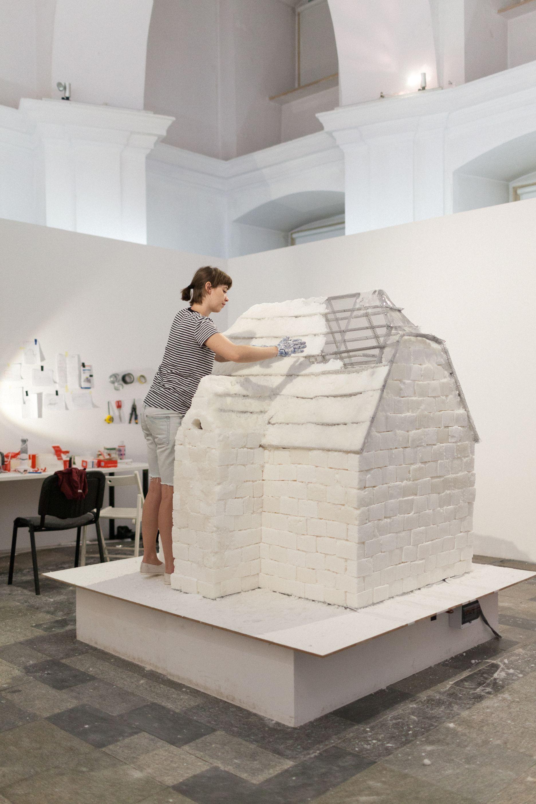 "Karolina Balcer, ""Home sweet home"" (źródło: materiały prasowe organizatora)"
