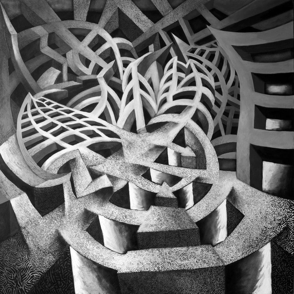 """Witold Liszkowski, """"Multistruktury"""" (źródło: materiały prasowe organizatora)"""