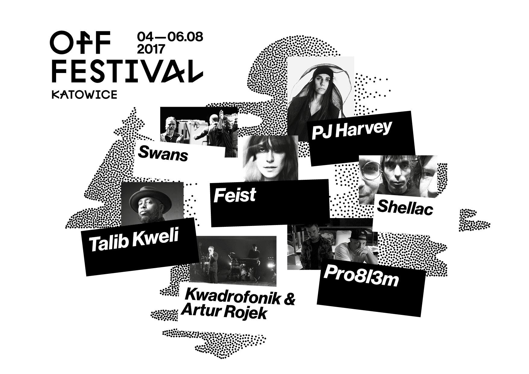 Off Festival w Katowicach 2017 (źródło: materiały prasowe organizatora)