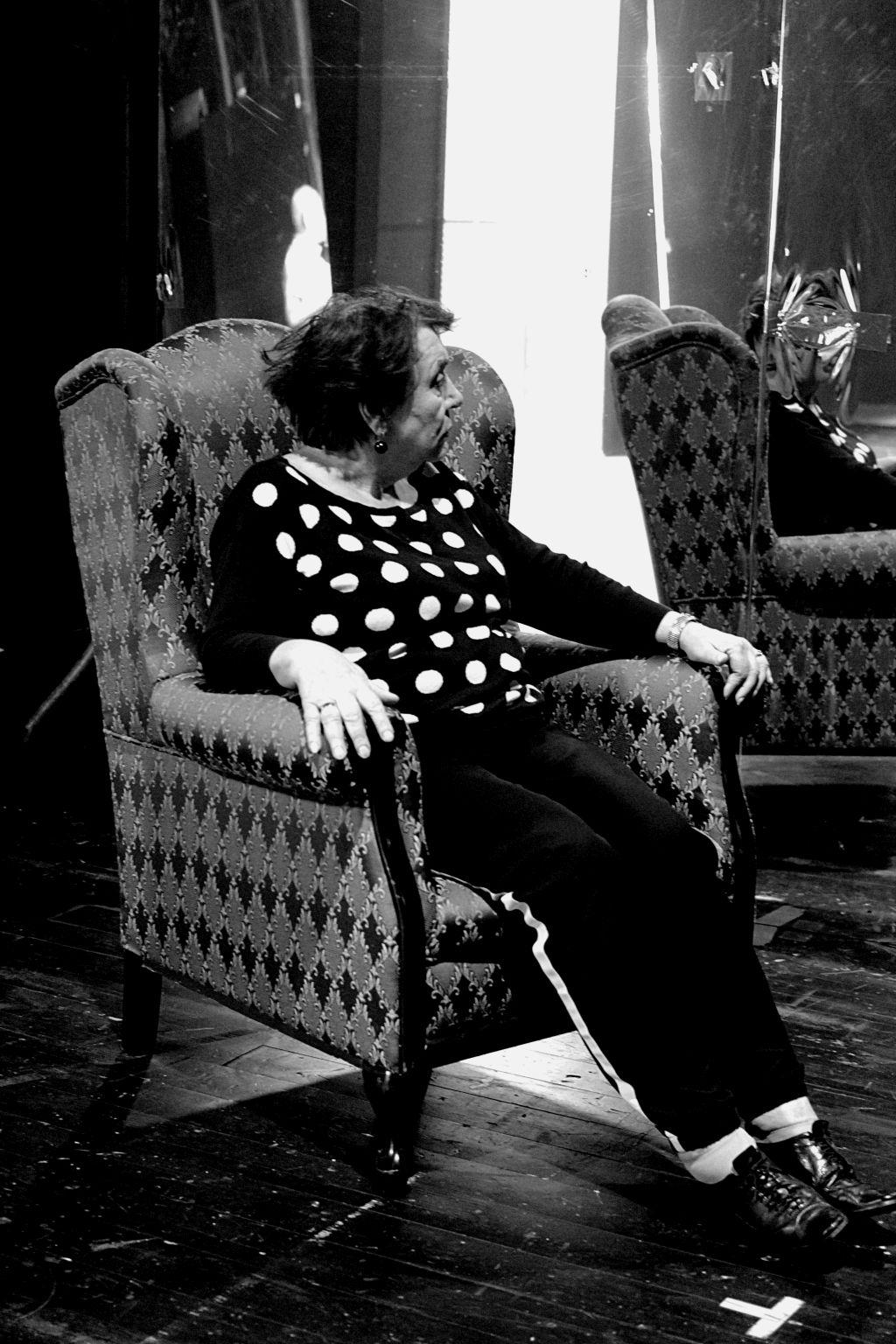 """""""Ostatni świadkowie"""", fot. Justyna Tomczak (źródło: materiały prasowe teatru)"""