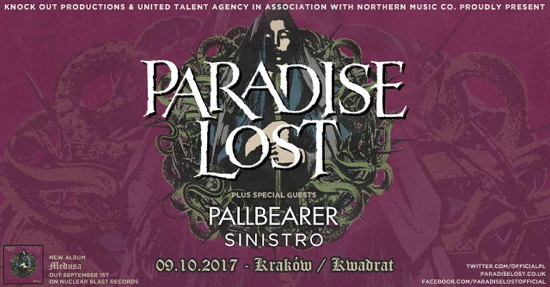 Paradise Lost (źródło: materiały prasowe organizatora)