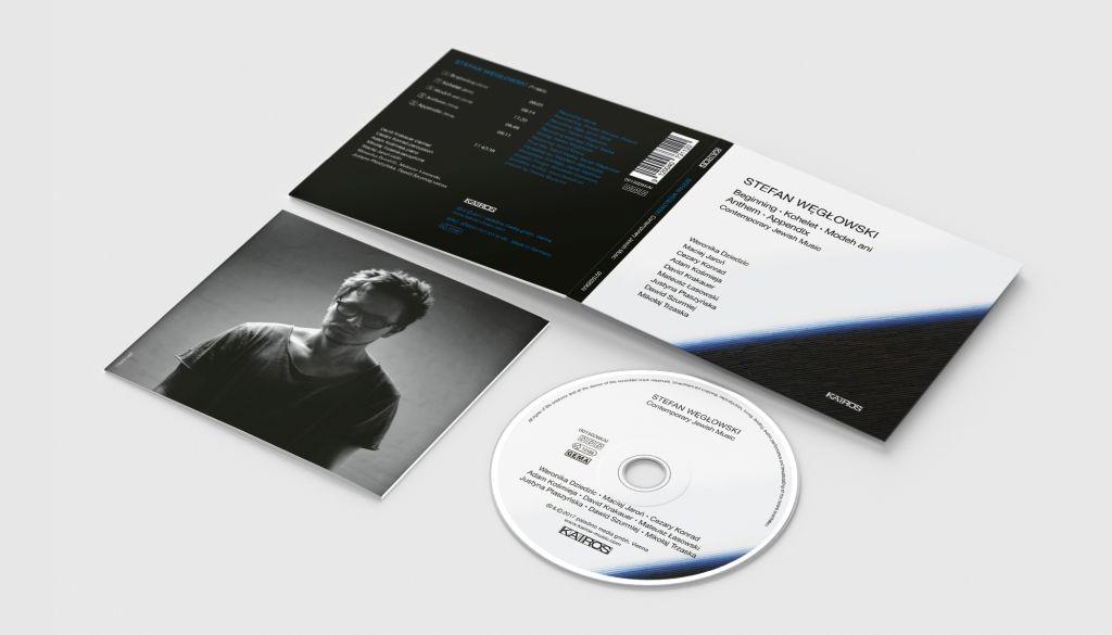 """Stefan Węgłowski, """"Contemporary Jewish Music"""" (źródło: materiały prasowe)"""