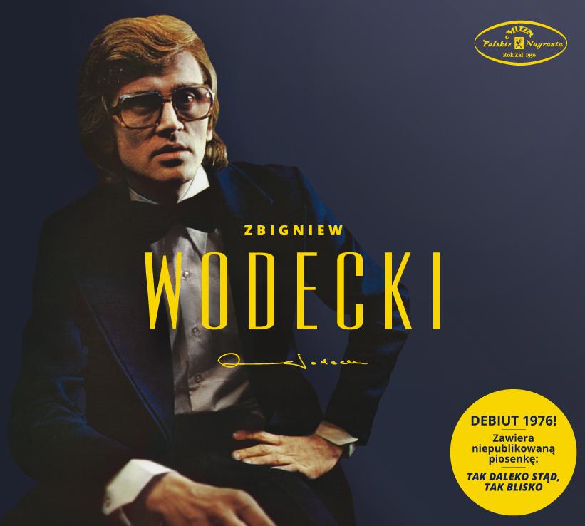 """Zbigniew Wodecki, """"Tak daleko stąd, tak blisko"""" (źródło: materiały prasowe wydawcy)"""