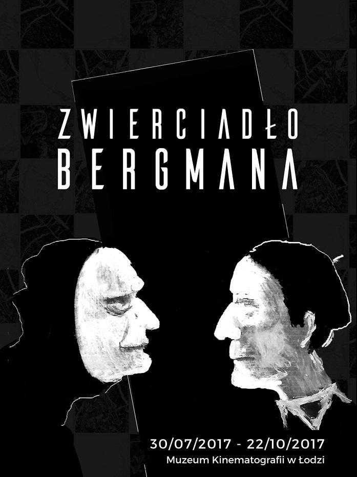 """""""Zwierciadło Bergmana"""" w Muzeum Kinematografii w Łodzi (źródło: materiały prasowe organizatora)"""