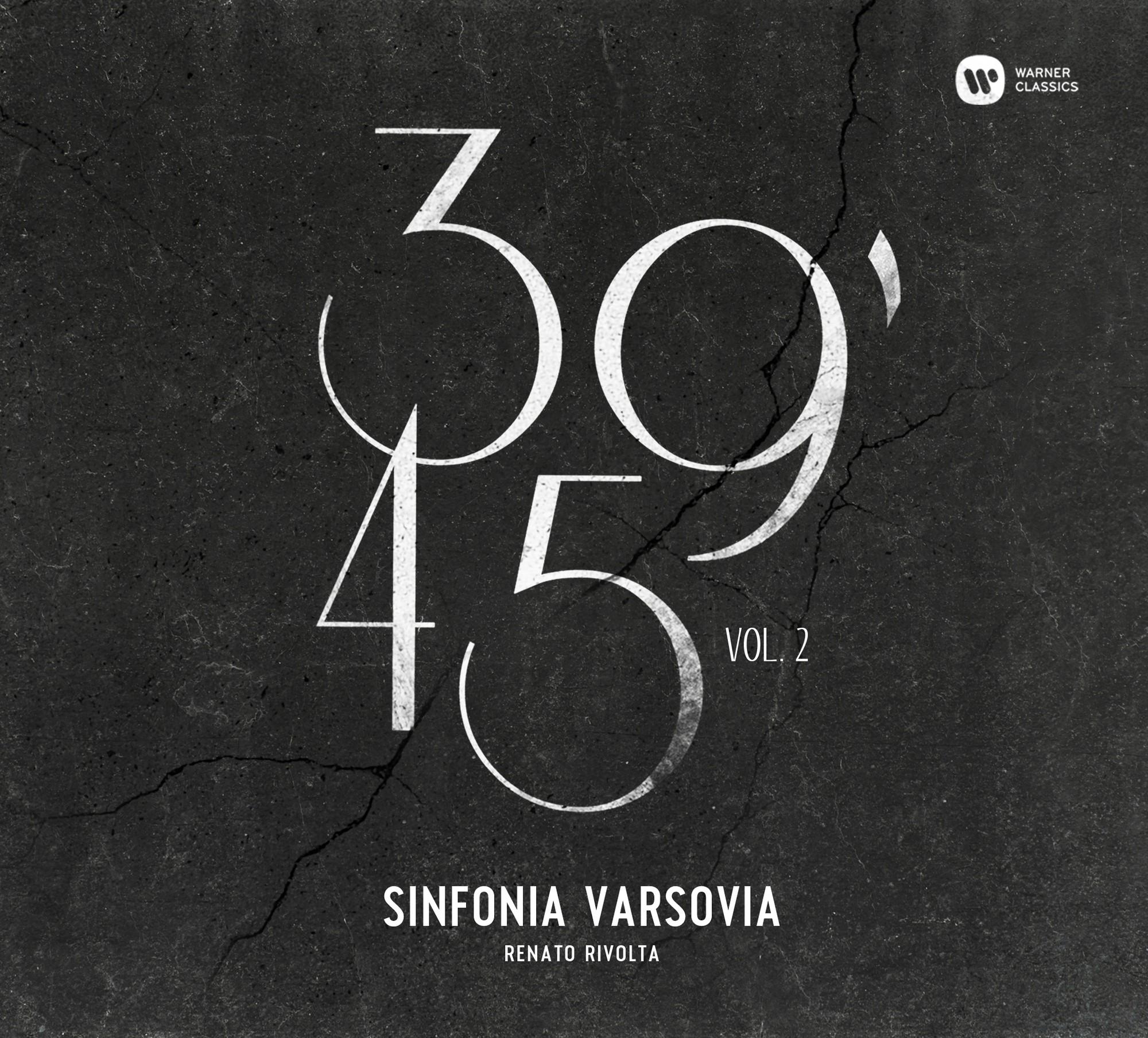 """""""39'45 vol. 2"""" – okładka (źródło: materiały prasowe wydawcy)"""