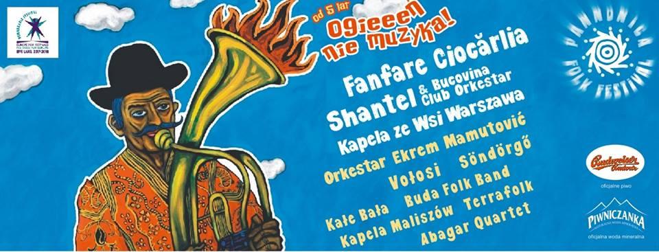 5. Panonica Folk Festival (źródło: materiały prasowe organizatora)