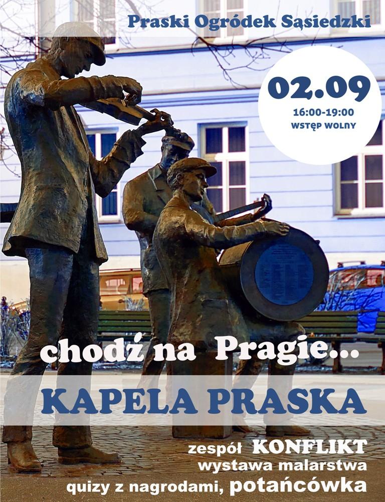 Chodź na Pragie (źródło: materiały prasowe organizatora)