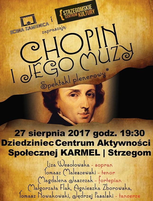 """""""Chopin i jego muzy"""" (źródło: materiały prasowe organizatora)"""