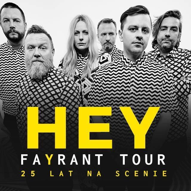 Hey Fayrant Tour (źródło: materiały prasowe organizatora)