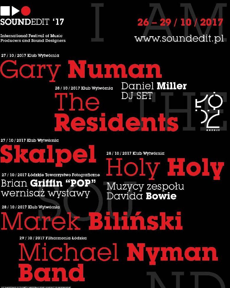 Soundedit'17 (źródło: materiały prasowe organizatora)