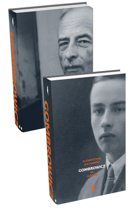 """Klementyna Suchanow, """"Gombrowicz. Ja, geniusz"""" (źródło: materiały prasowe wydawcy)"""