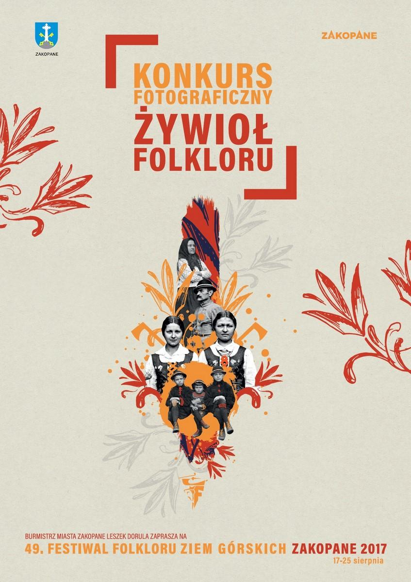 """Konkurs fotograficzny """"Żywioł Folkloru"""" (źródło: materiały prasowe organizatora)"""