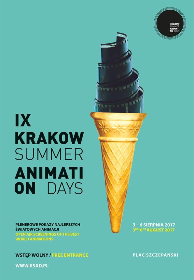 Krakow Summer Animation Days (źródło: materiały prasowe organizatora)