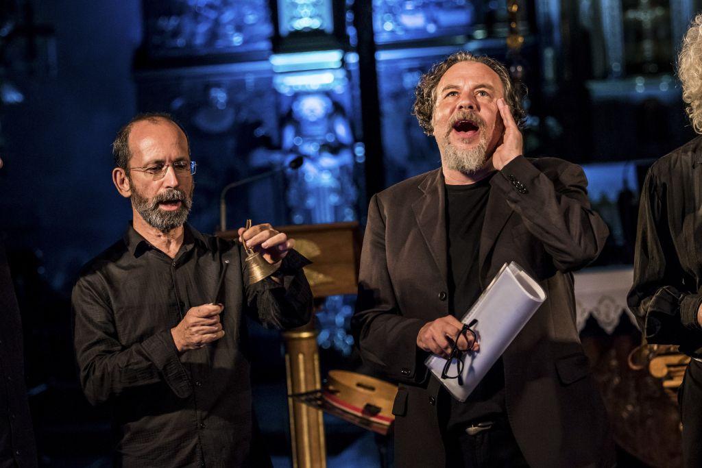 Ensemble Micrologus, fot. Jan Graczyński, Kromer Biecz Festival (źródło: materiały prasowe organizatora)