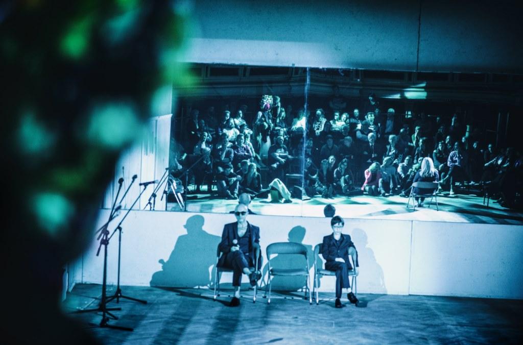 """""""Malowany ptak"""" w reż. Mai Kleczewskiej, fot. Magda Hueckel (źródło: materiały prasowe organizatora)"""
