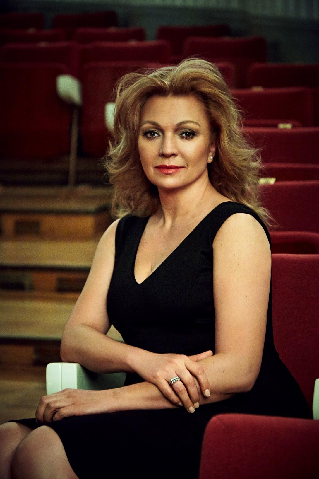 Małgorzata Walewska, fot. Bartek Banaszak (źródło: materiały prasowy)