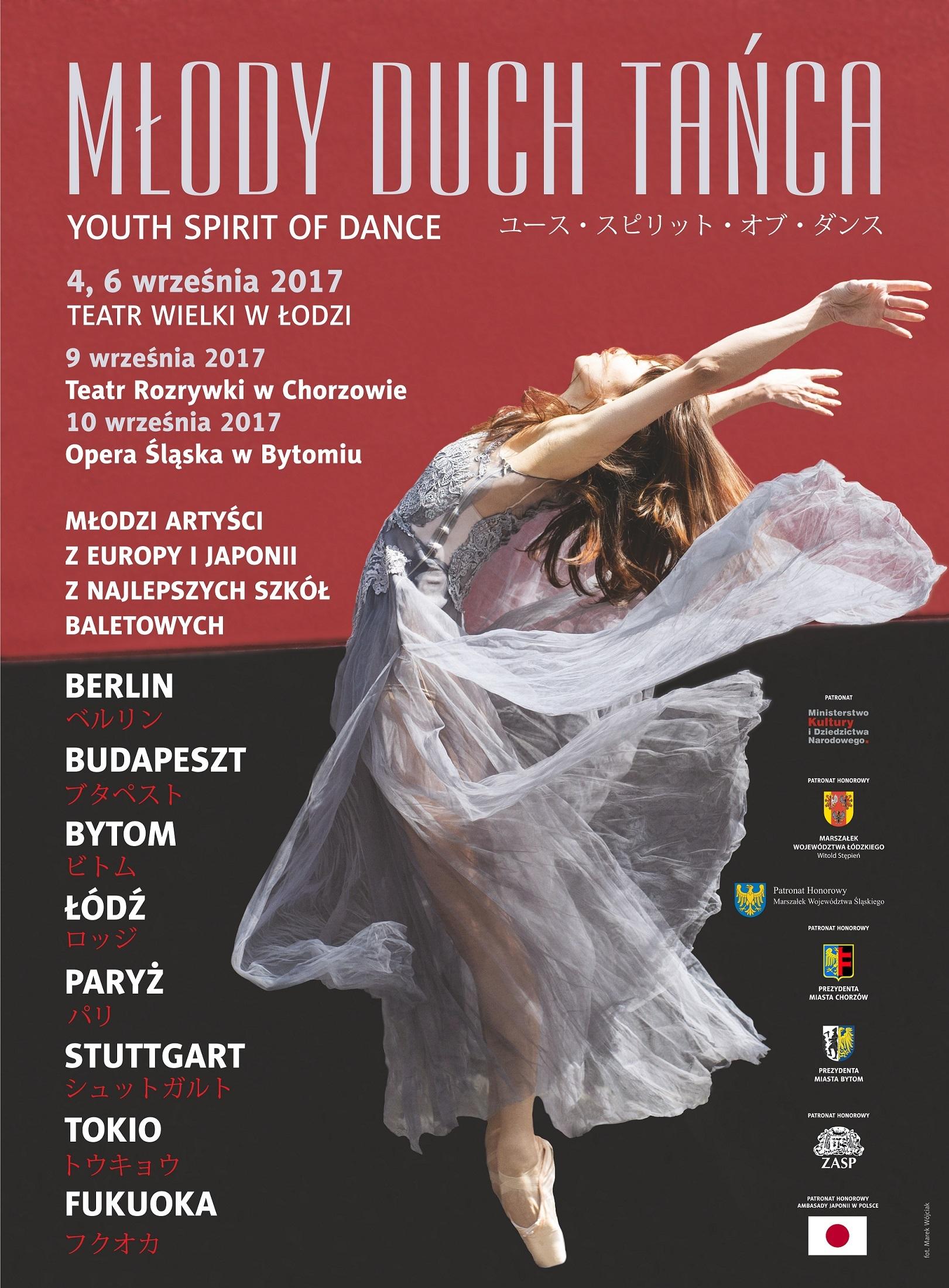 """""""Młody duch tańca"""" (źródło: materiały prasowe organizatora)"""