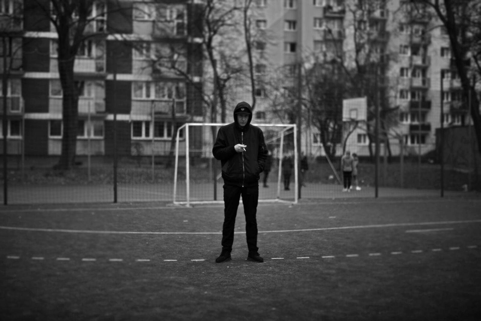 Robert Piernikowski, fot. Piotr Macha (źródło: materiały prasowe wydawcy)