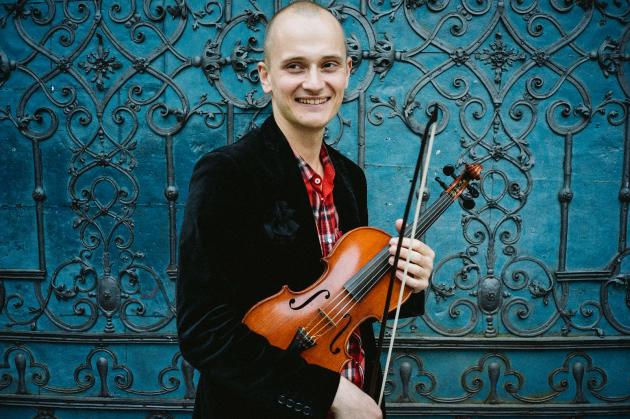 Robert Bachara, fot. Marcin Łuczkowski (źródło: materiały prasowe organizatora)