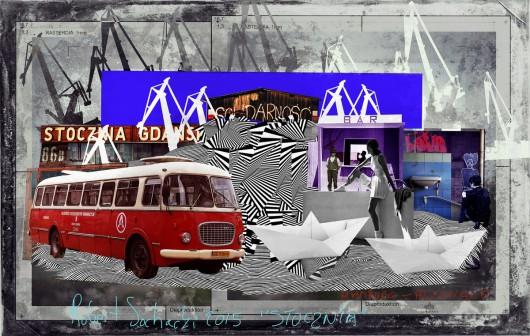 "Robert Sochacki, ""Shipyard"", Hamburg, 2015 (źródło: materiały prasowe organizatora)"