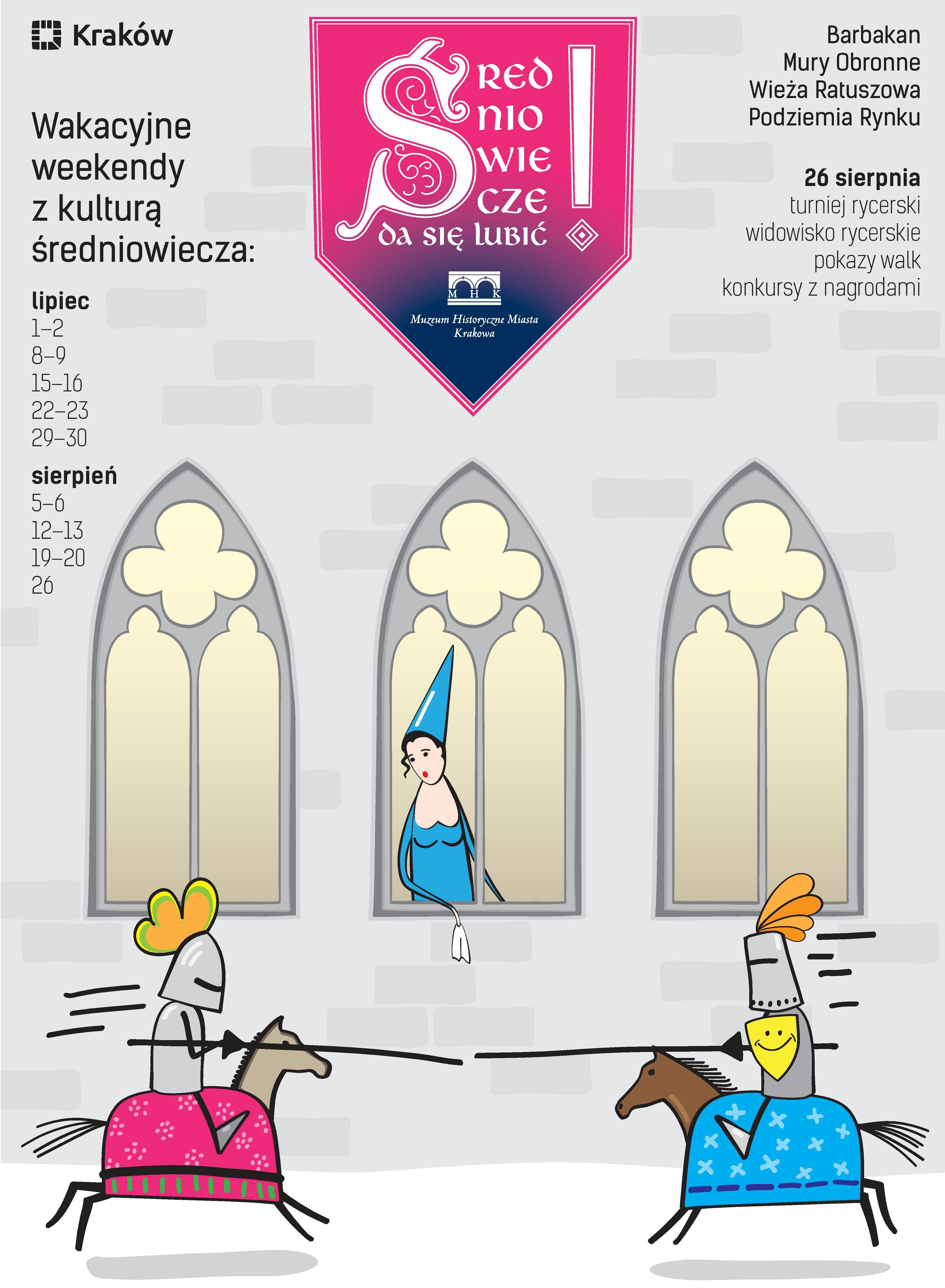 """""""Średniowiecze da się lubić"""" (źródło: materiały prasowe organizatora)"""