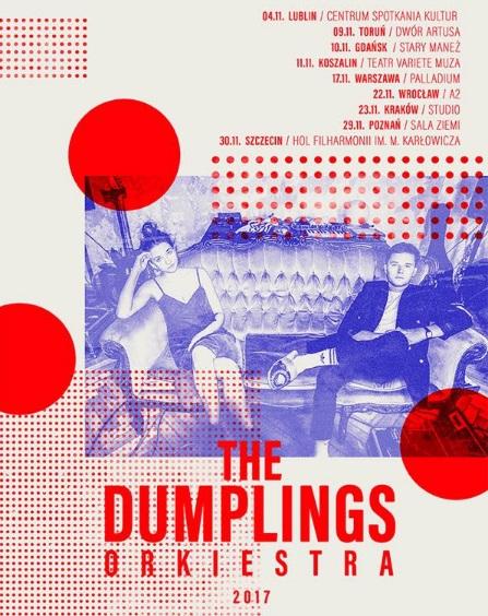 The Dumplings Orkiestra 2017 (źródło: materiały prasowe organizatora)