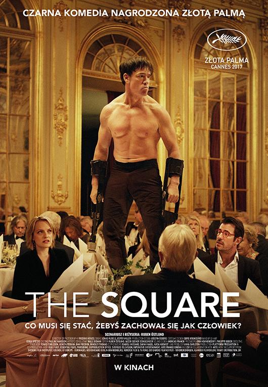 """""""The Square"""", reż. Ruben Östlund (źródło: materiały prasowe dystrybutora)"""