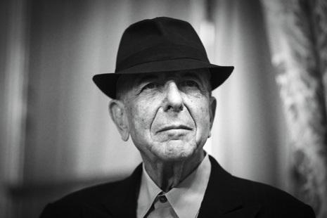 Leonard Cohen (źródło: materiały prasowe organizatora)
