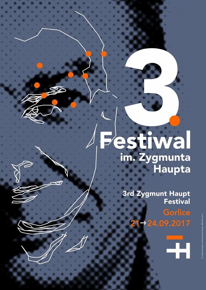 3. Festiwal im. Zygmunta Haupta w Gorlicach (źródło: materiały prasowe organizatora)