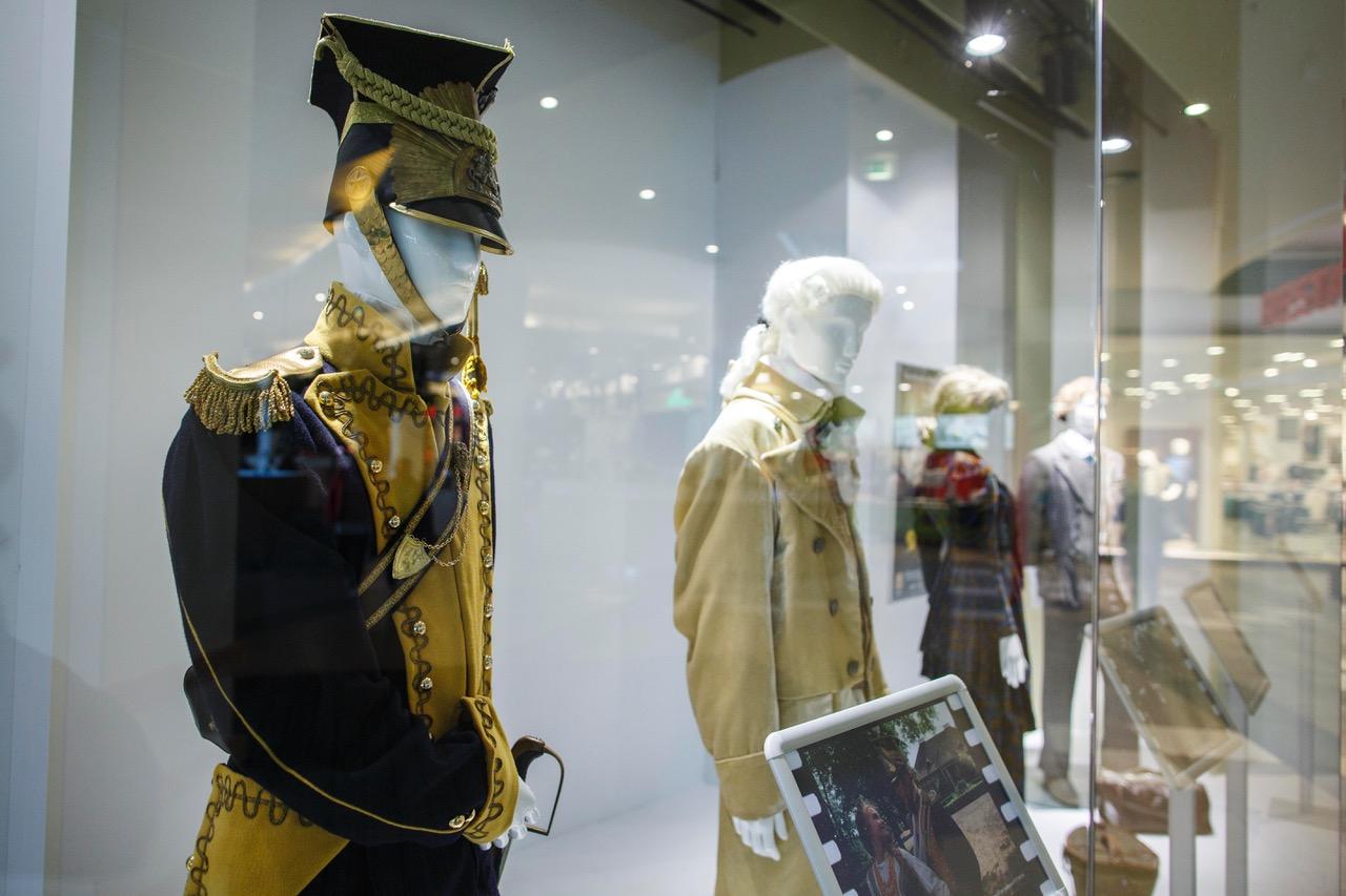 Wystawa kostiumów z filmów Andrzeja Wajdy (źródło: materiały prasowe organizatora)
