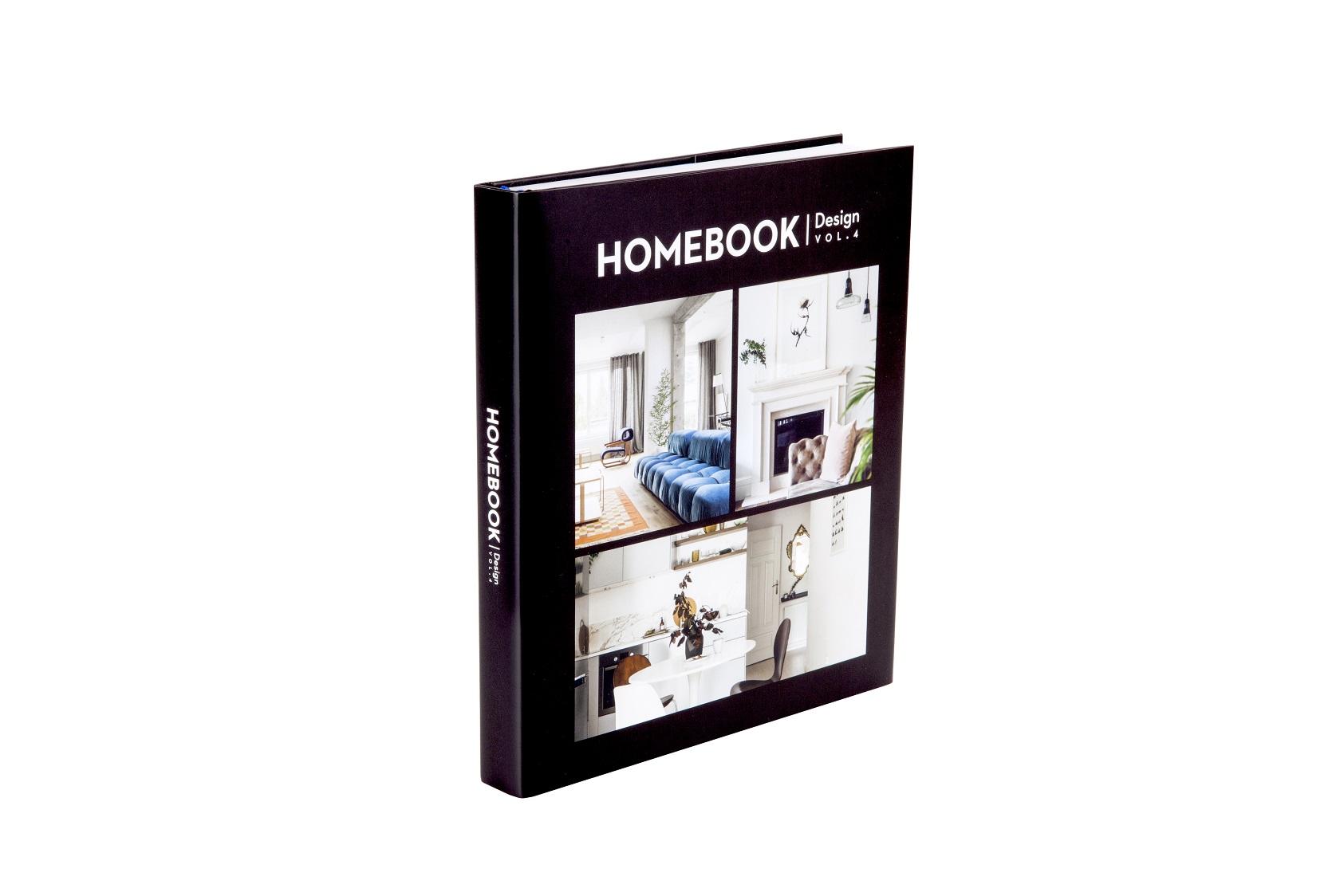 """""""Homebook Design. Vol. 4"""", red. Anna Poprawska (źródło: materiały prasowe wydawcy)"""