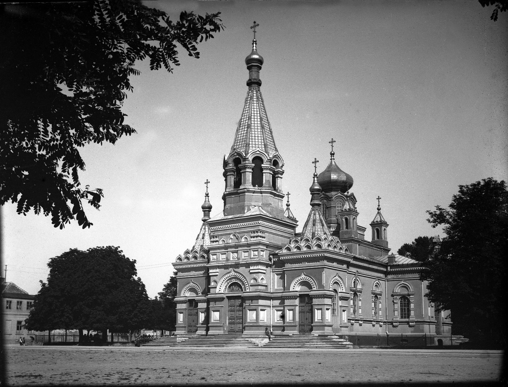 Cerkiew od południowego-wschodu (źródło: materiały prasowe organizatora)