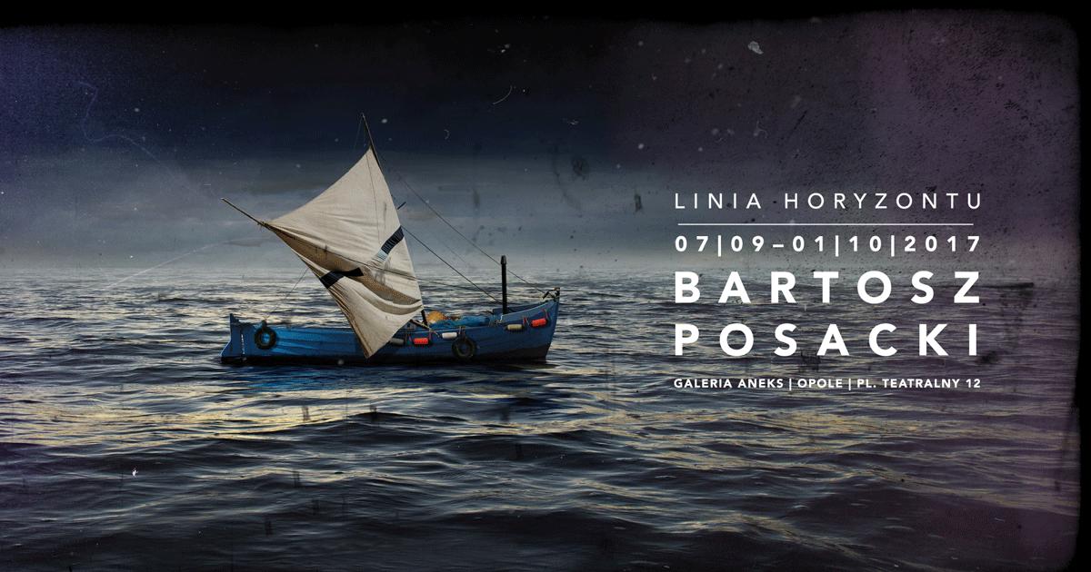 """Bartosz Posacki, """"Linia horyzontu"""" (źródło: materiały prasowe organizatora)"""