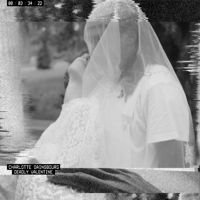 """Charlotte Gainsbourg, """"Deadly Valentine"""" (źródło: materiały prasowe wydawcy)"""