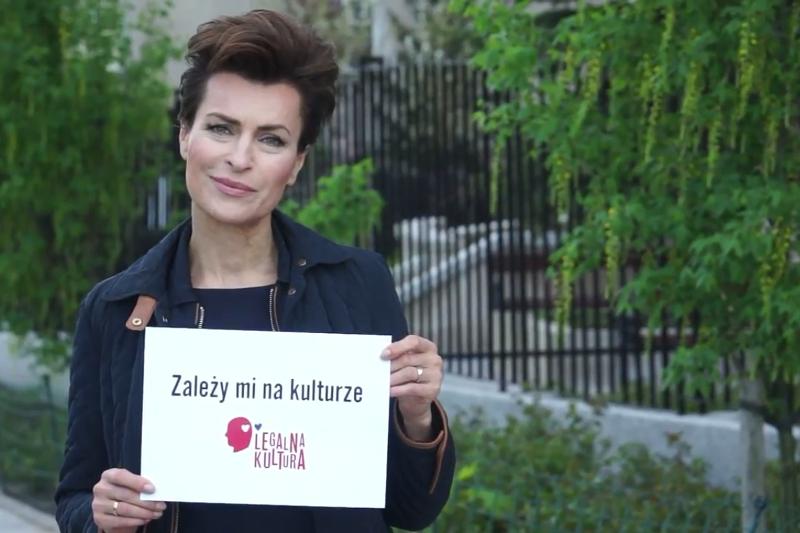 Danuta Stenka (źródło: materiały prasowe organizatora)