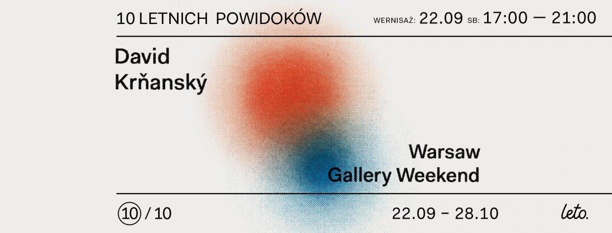 """David Krňanský"" (źródło: materiały prasowe organizatora)"