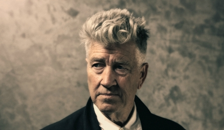David Lynch, zdj. Dean Hurley (źródło: materiały prasowe)
