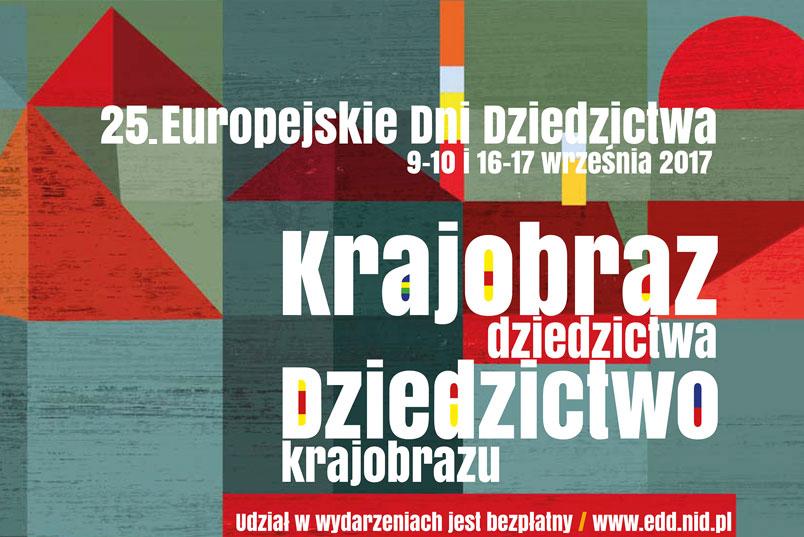 Europejskie Dni Dziedzictwa (źródło: materiały prasowe organizatora)