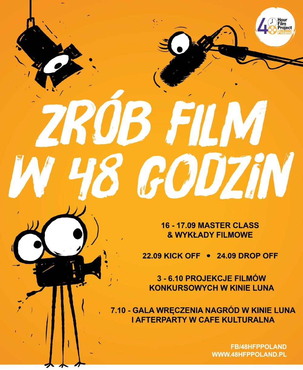 Festiwal 48 Hour Film Project (źródło: materiały prasowe organizatora)