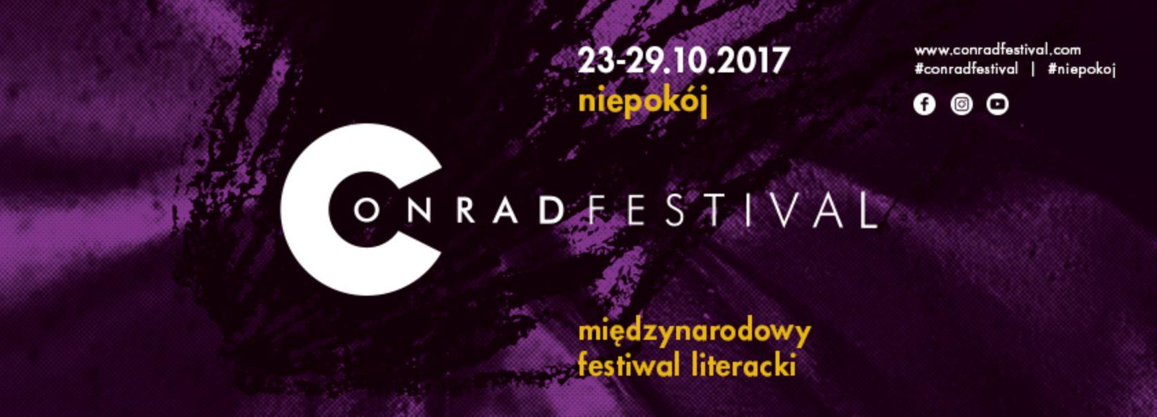 Festiwal Conrada (źródło: materiały prasowe organizatora)