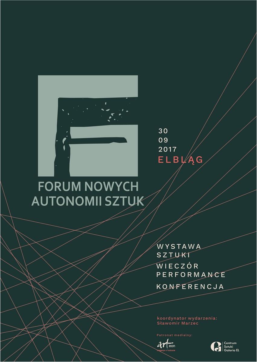 Forum Nowych Autonomii Sztuk (źródło: materiały prasowe organizatora)