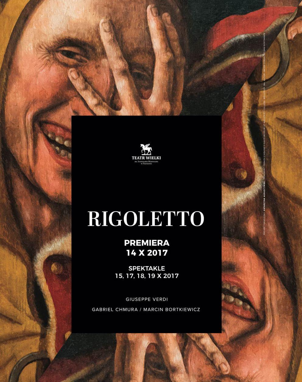 """Giuseppe Verdi, """"Rigoletto"""", reż. Marcin Bortkiewicz (źródło: materiały prasowe teatru)"""