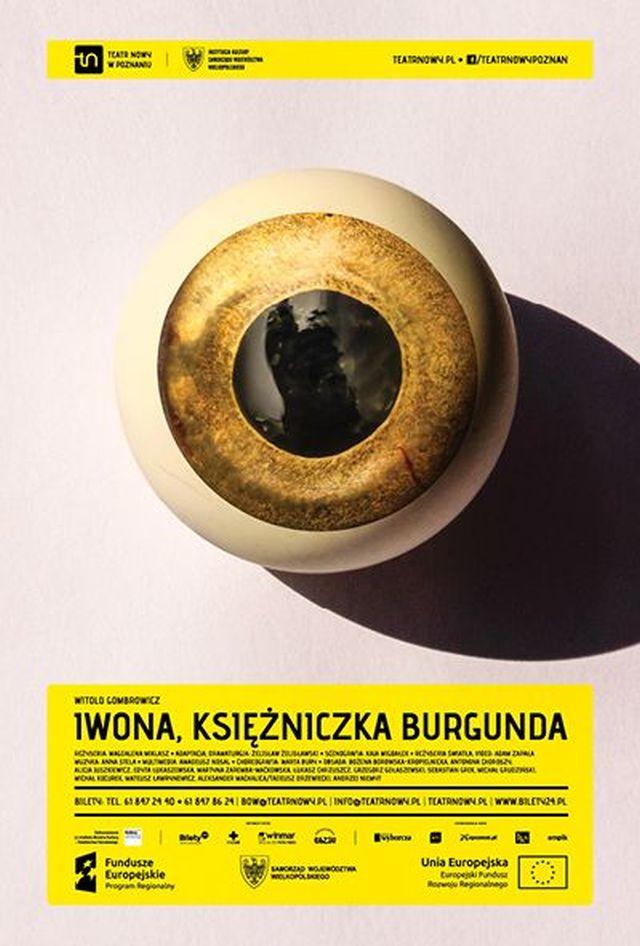"""Witold Gombrowicz, """"Iwona, księżniczka Burgunda"""", reż. Magdalena Miklasz (źródło: materiały prasowe teatru)"""